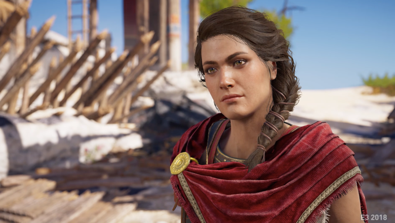Assassin's Creed Odyssey: Kassandra Trailer Leaves Us ...
